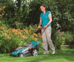 Электрическая газонокосилка Gardena PowerMax 36 E